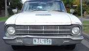 Ford Falcon XM Deluxe Coupe