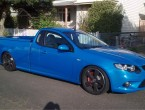 Ford Falcon XR6 Turbo Ute FG