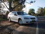 Ford Falcon XT Wagon