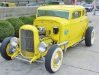 Ford Five-Window Coupe