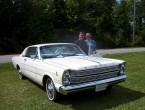 Ford Galaxie 500 LTD 2dr HT