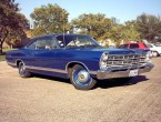 Ford Galaxie 500XL fastback