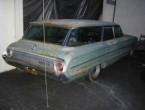 Ford Galaxie Country sedan wagon