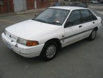 Ford Laser 15 GL hatch