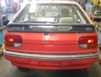 Ford Laser L 11 Hatch