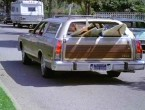 Ford LTD Country Squire wagon