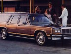 Ford LTD Magic Cruiser II concept