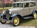Ford Model A 4dr