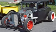 Ford Model A 5 Window Coupe