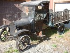 Ford Model A C-cab