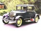 Ford Model A Coupe