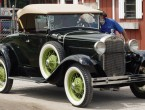 Ford Model A DeLuxe Roadster