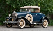 Ford Model A Deluxe Roadster Landau