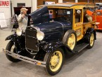 Ford Model A Huckster