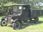 Ford Model T flatbed