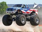 Ford Monster truck