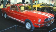Ford Mustang 22 Fastback
