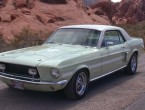 Ford Mustang California Special coupe