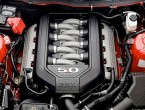 Ford Mustang Engine V-8