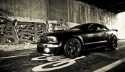 Ford Mustang GT Roush Blackjack