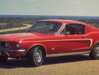 Ford Mustang GTA fastback