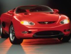 Ford Mustang II concept car-prototype