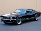 Ford Mustang Mach 1 fastback