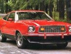 Ford Mustang Mach II fastback