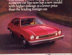 Ford Pinto MPG