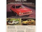 Ford Pinto MPG Runabout