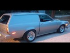 Ford Pinto panel wagon