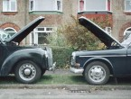Ford Prefect 4dr