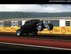 Ford Quarter-mile Dragster