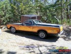Ford Ranchero Squire 351