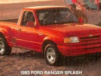 Ford Ranger 30L Splash