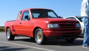 Ford Ranger Splash 30L Super Cab