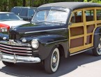 Ford Super Deluxe woodie