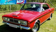 Ford Taunus 20M RS coupe