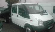 Ford Transit 190 Double cab