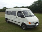 Ford Transit Custom TDi