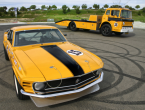 Ford Vintage Trans Am cars