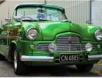 Ford Zephyr Six cabrio