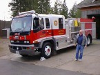 GMC Pumper