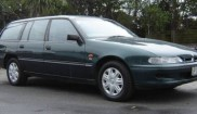 Holden Commodore Berlina Station Wagon