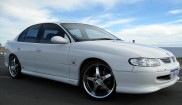 Holden Commodore Executive 38 VT