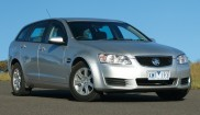 Holden Commodore Omega Sportwagon VE