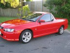 Holden Commodore Ute VY