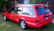 Holden Commodore VL Berlina 30 Wagon