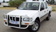 Holden Rodeo DLX 4x2