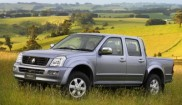 Holden Rodeo LT Crew 4x4